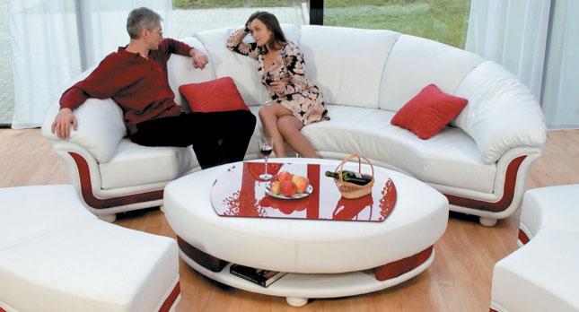 мягкая мебель от интернет магазина Opt70ru магазина уют и